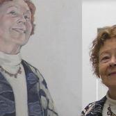 Francine | olieverf op linnen | 110 x 130 cm