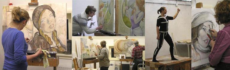 schilder Workshops schildercursus